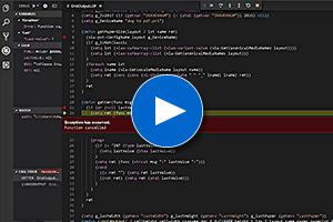 LISP debugger